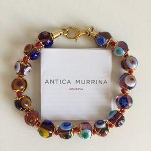 Antica Murrina Vintage Murano Glass Bracelet